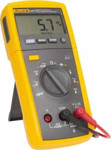 Standard digital multimeter