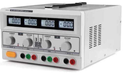 Heavy duty adjustable power supply